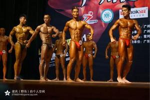 2015广州健身健美赛